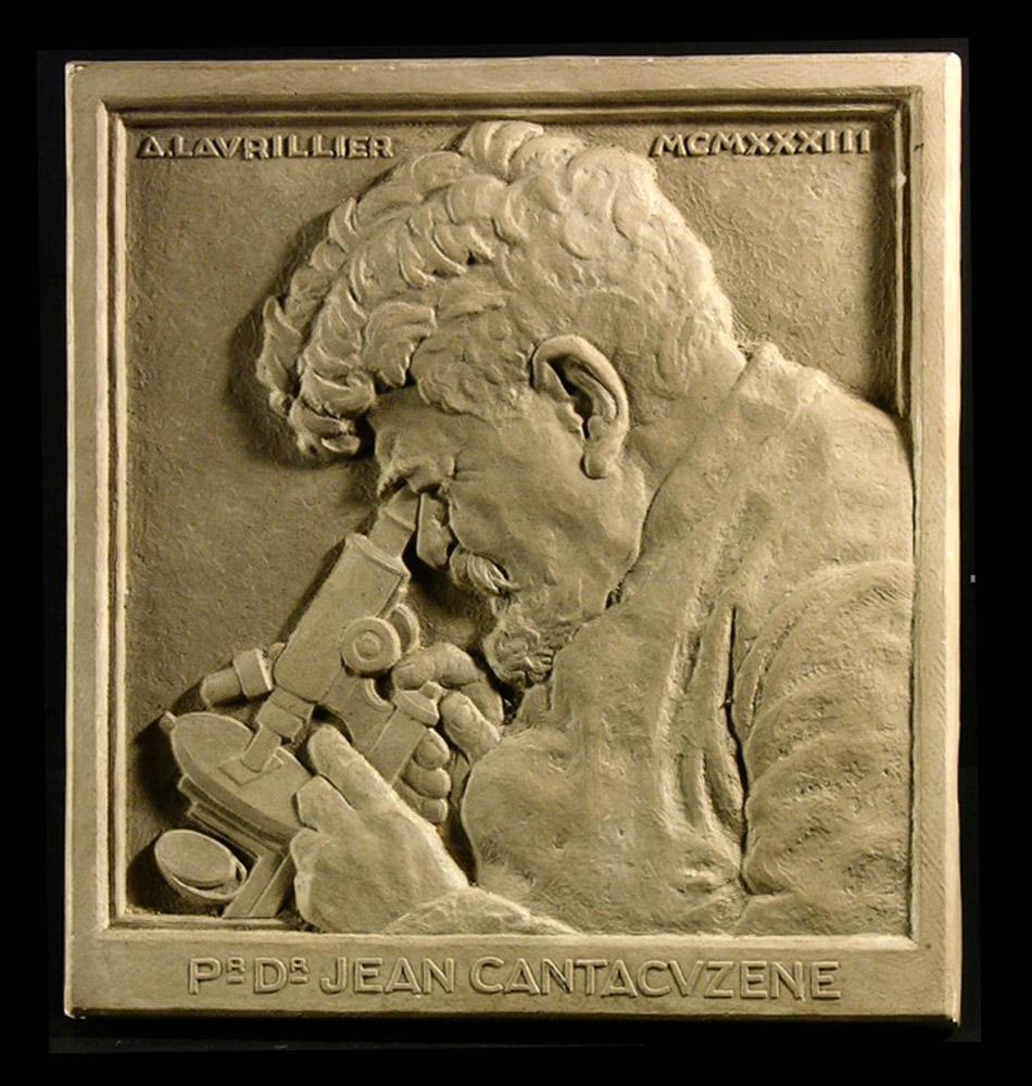 Andre-Lavrillier-plaquette-Jean-Cantacuzene