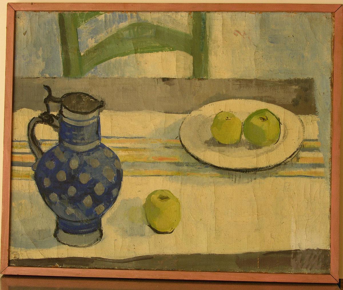 Nadia Lavrillier - Peinture - 01