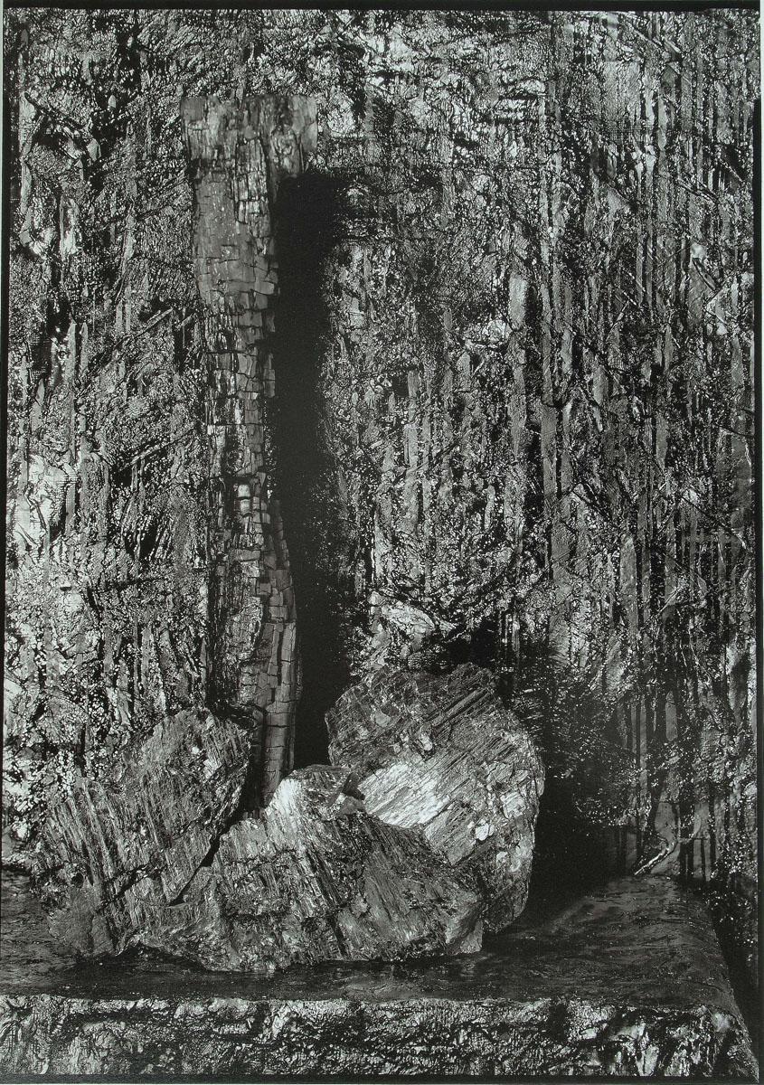 Carol-Marc Lavrillier - Photo Suaire de la Terre - anthracite