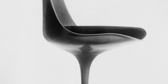 Chaise Tulipe - Eero Saarinen - 1957 - Knoll - Photo Carol-Marc Lavrillier