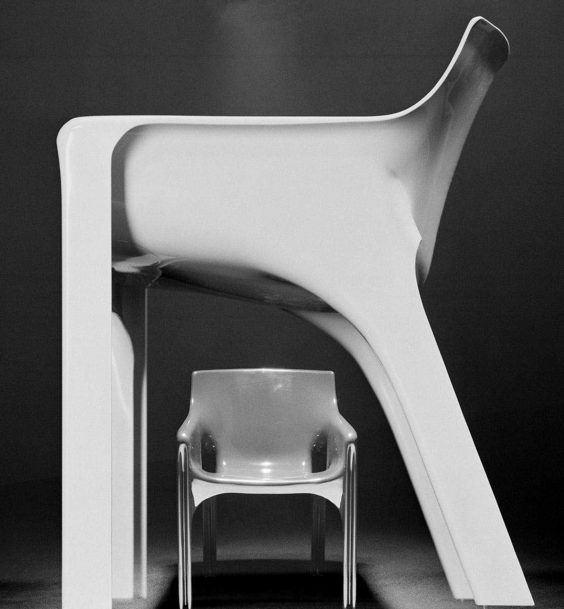 Gaudi - Vico Magistretti - Artemide - Photo Carol-Marc Lavrillier