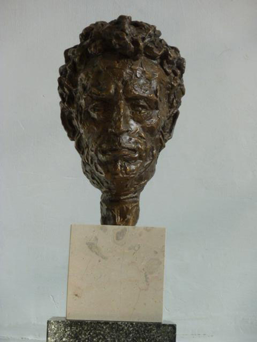Giacometti - Sculpture - Margaret Cossaceanu - 1917 - Photo Carol-Marc Lavrillier