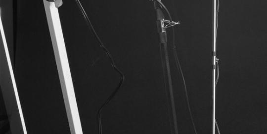 Lampadaire Toio - Achille Castigloni - Flos - Photo Carol-Marc Lavrillier